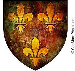 ile de france coat of arms