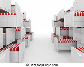 file cabinet folder