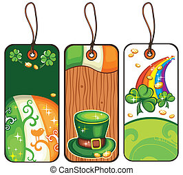 tags for the St. Patrick's Day 1