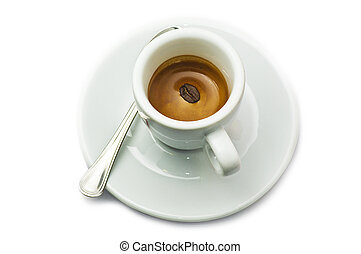 Cup of Coffee with seed