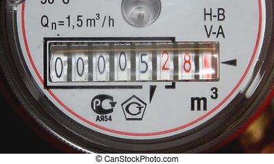 Water meter - water meter