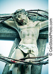 Jesus Christ - a representation of Jesus Christ in the Holy...