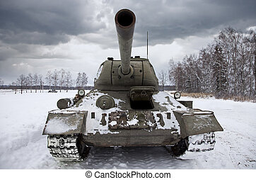 ruso,  t34, tanque