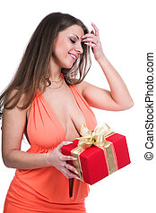 The girl with a gift