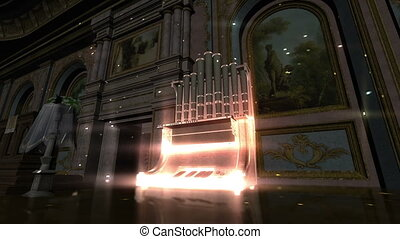 pipe organ - image of pipe organ