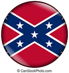 Button of the Confederate States of America