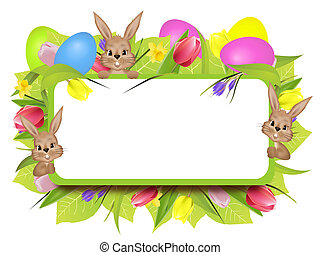 Happy Easter - Background