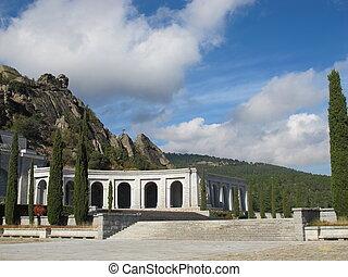 Valley of the Fallen (Valle de los Caidos) Madrid, spain