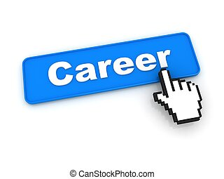 Career Button with Hand Cursor