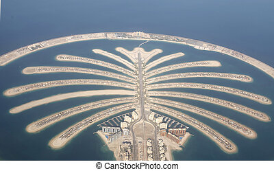 Jumeirah Palm Island Development In Dubai