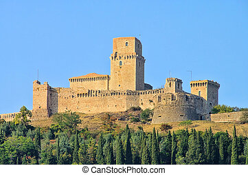 Assisi castle 04