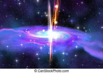 Stellar Black Hole
