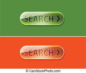search icon web design