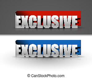 exclusive design