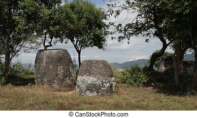 The Plain of Jars, Laos