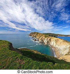 Beautiful Point Reyes Scenic - Point Reyes on a rare clear...