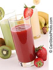 水果, 汁