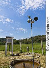 anemómetro, estación, 3
