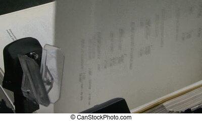 Scanner for books