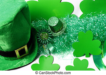 Happy St Patricks Day - An image showing the concept of St...
