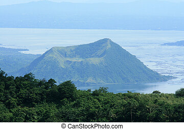 Taal Volcano - Luzon - Philippines - Taal Volcano on Luzon...