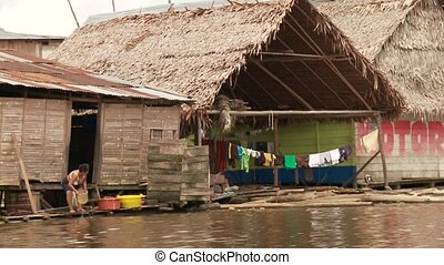 Shanty Town, Southamerica