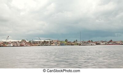 Seaside Of Iquitos, Peru