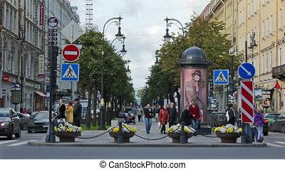 Bolshaya Konyushennaya ulitsa Big Stables Street - Big...
