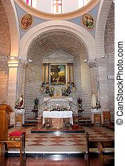 祭壇, 教堂