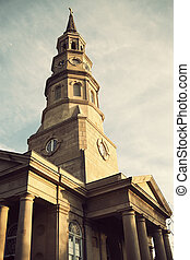 St. Philip's Episcopal Church in Charleston, SC.