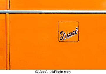 Diesel Fuel Hatch