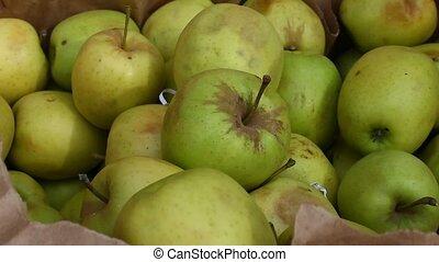 Supermarket - supermarket fruit section