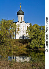 Church of the Intercession. - Church of the Intercession on...