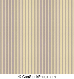 Seamless Neutral Stripes - Stripes in sandy taupe shades