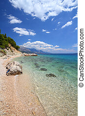 Croatia - Adriatic coast - Croatia - beautiful Mediterranean...