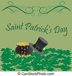 saint patrick's day celebration greetings.