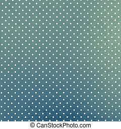 Dotted blue-green background
