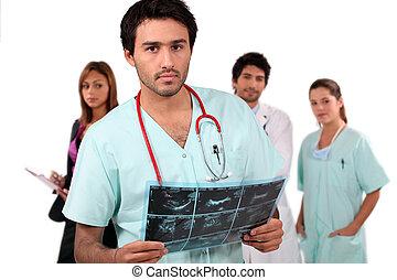 médico, pessoal