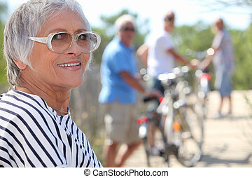 Sports elderly