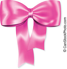 Pink gift bow - Nice pink bow for gifts and decorations....