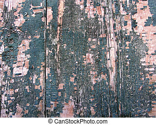 background of the old wooden boards