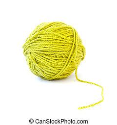 Woollen ball