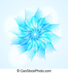 Creative abstract background. Vector illustration
