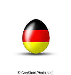 Germany Easter Egg
