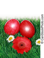 Easter tradition - Beautiful decorations for the Easter