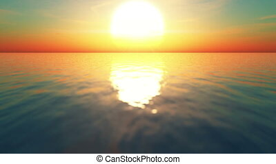 sun rise