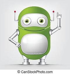 Robot TECHO