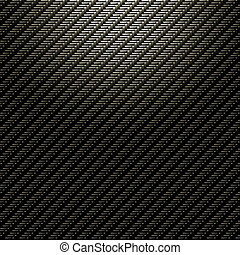 carbon fiber - Detailed tightly woven carbon fiber...