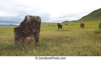 Stones 32 - Standing stones