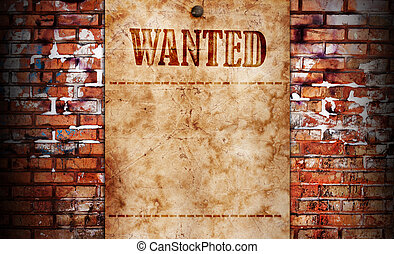 wanted background on the old brick wall